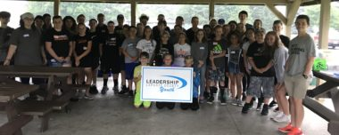 Local Students attend LLCY Summer Camp